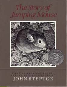 The Story of Jumping Mouse book cover